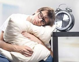 Mất ngủ làm tăng nguy cơ suy tim