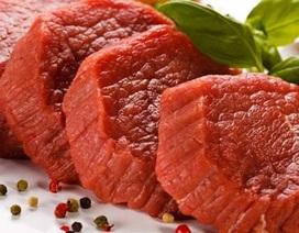 Tìm thấy nguyên nhân gây bệnh tim trong thịt đỏ