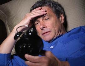 Giấc ngủ liên quan tới nguy cơ mắc ung thư tuyến tiền liệt