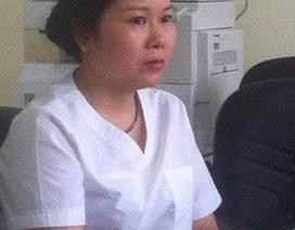 Cần thông báo việc kỷ luật buộc thôi việc y tá Hoa cho toàn ngành y tế