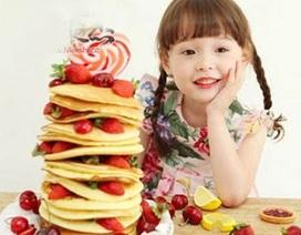 7 bí quyết dinh dưỡng cho trẻ luôn khỏe