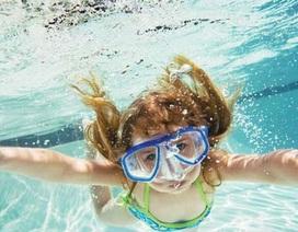 Trẻ bị chấn thương mắt nhiều nhất vào mùa hè