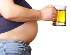 Béo bụng đừng đổ tại bia?