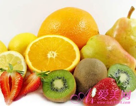 Ăn hoa quả cũng cần xem thể chất