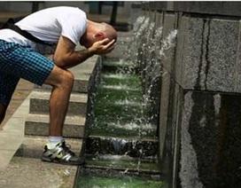 Tập thể dục an toàn trong mùa hè nóng bức