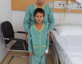 Phẫu thuật thành công cho bé 9 năm không có hậu môn