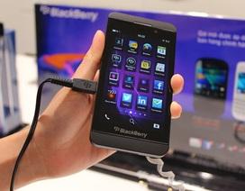 Blackberry và sứ mạng tiên phong của Z10