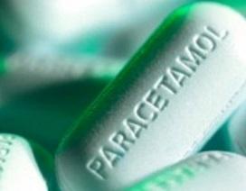 Thuốc giảm đau hạ sốt paracetamol có thể gây hoại tử da