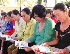 Nâng cao kiến thức chăm sóc sức khỏe cho phụ nữ vùng sâu