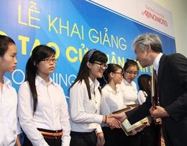 Khai giảng lớp cử nhân dinh dưỡng đầu tiên tại Việt Nam