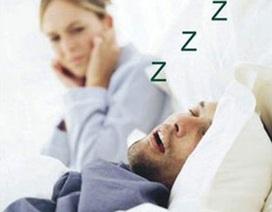 Ngủ ngáy - Không nên xem thường tác hại