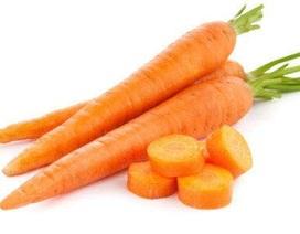 Những lợi ích sức khỏe từ cà rốt
