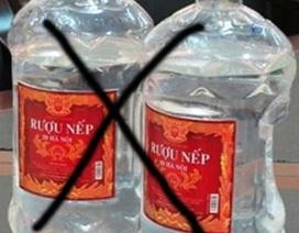 Khẩn cấp thu hồi trên toàn quốc loại rượu uống chết người