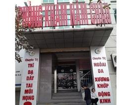 Hà Nội: Một bệnh nhân cắt trĩ tử vong tại phòng khám tư