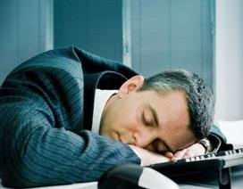 Mầm bệnh từ căng thẳng trong công việc