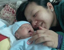 Kỳ diệu cứu sống bé sơ sinh người luôn tím đen vì xơ phổi