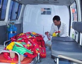 Bệnh nhân tử vong trên xe cấp cứu, y tá không phản ứng gì
