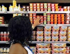 Các sản phẩm sữa lên men ít béo - Món vặt ngăn bệnh tật
