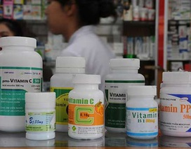 Vitamin cho trẻ - Công và tội