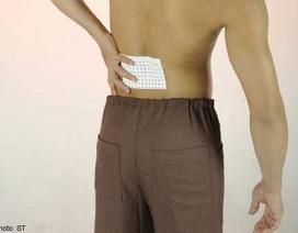 Những thói quen xấu có hại cho lưng
