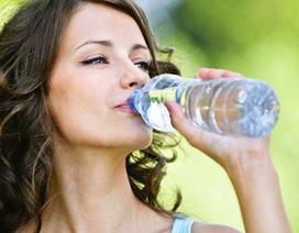 Uống nhiều nước không giúp giảm cân