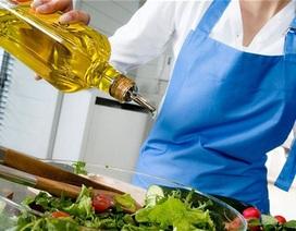 Dầu ô liu giảm huyết áp và bảo vệ tim