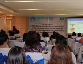 Thực trạng viêm nhiễm phụ khoa tại miền Trung Việt Nam.