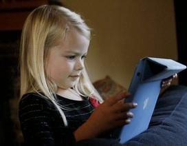 Nickel từ iPad có thể gây dị ứng ở trẻ em