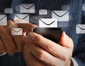 Giá đắt của việc check mail liên tục