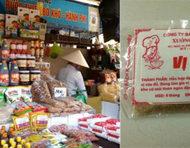 Bài 1: Công khai mua bán hóa chất tẩm ướp thực phẩm