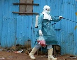 Dịch Ebola: Đã có gần 3.000 người chết