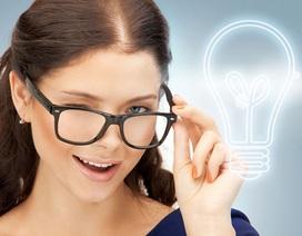 Bảo vệ mắt khi làm việc nhiều trên vi tính