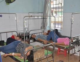 Thái Bình: Ngộ độc sau bữa ăn, hàng trăm công nhân nhập viện