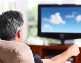 Tăng gấp đôi nguy cơ tử vong sớm nếu xem tivi 3 tiếng mỗi ngày