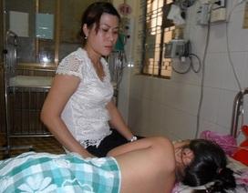 Phụ huynh phập phồng lo lắng khi trẻ bị sốt xuất huyết
