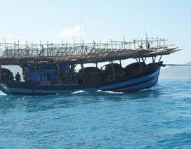 Xác định danh tính 11 ngư dân vụ tàu cá bị khống chế ở Trường Sa