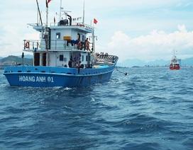 Gãy trục khuỷu là nguyên nhân khiến tàu cá vỏ thép đầu tiên bị hỏng máy