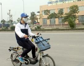 Hà Nội xử lý hơn 600 trường hợp đi xe đạp điện vi phạm