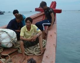 Kiểm ngư Trung Quốc tấn công, 2 ngư dân Quảng Ngãi trọng thương