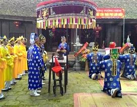 Lễ tưởng niệm vị công thần khai quốc Lưu Điều