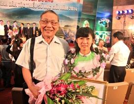 Cô bé dân tộc Giấy bán giá đỗ giữa chợ đạt giải Văn toàn quốc