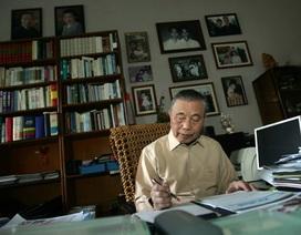 Một giờ ngày đầu xuân với Chủ tịch Nguyễn Mạnh Cầm
