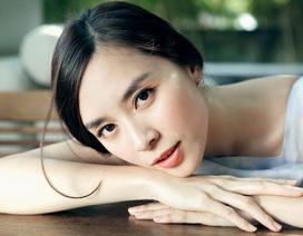 """Vẻ mặn mà của """"gái hai con"""" Dương Trương Thiên Lý"""
