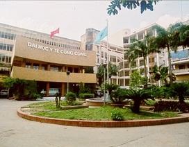 ĐH Y tế Công cộng tiếp tục được tuyển sinh Thạc sĩ Quản lý bệnh viện năm 2013