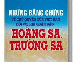 Ra mắt tác phẩm chuyên đề về Hoàng Sa và Trường Sa