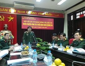 Nhiều nét mới trong tuyển sinh khối các trường quân đội