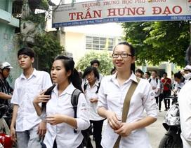 Hà Nội tiếp tục tổ chức thi tốt nghiệp THPT theo cụm