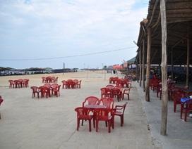 """""""Chặt chém"""" du khách tại bãi biển Thuận An"""