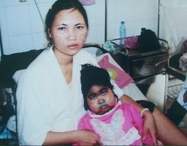 Bé gái 7 năm lấy bệnh viện làm nhà