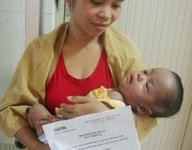 Trao gần 80 triệu đồng đến cháu bé sinh non tháng thứ 7